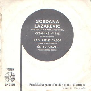 Gordana Lazarevic - Diskografija R-675911