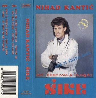 Nihad Kantic Sike - Diskografija  R-677910