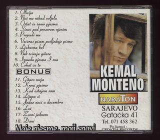 Kemal Monteno - Diskografija  R-686711
