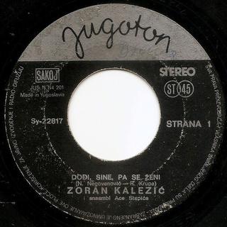 Zoran Kalezic - Diskografija R-687711