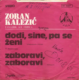 Zoran Kalezic - Diskografija R-687712