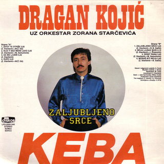 Dragan Kojic Keba - Diskografija R-687911