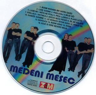 Medeni Mesec - Diskografija R-688611