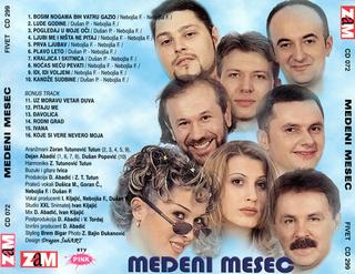 Medeni Mesec - Diskografija R-688615