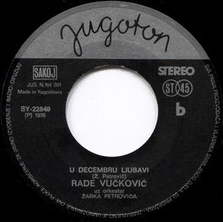 Rade Vuckovic - Diskografija  R-689512