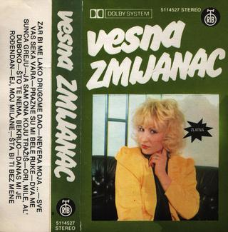 Vesna Zmijanac - Diskografija R-690110