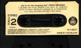 Vesna Zmijanac - Diskografija R-690113