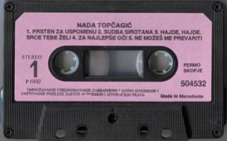 Nada Topcagic - Diskografija R-694011