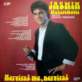 Jasmin Muharemovic - Diskografija R-695510