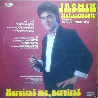 Jasmin Muharemovic - Diskografija R-695514