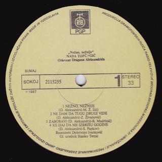 Nada Topcagic - Diskografija R-699310