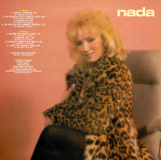 Nada Topcagic - Diskografija R-699313