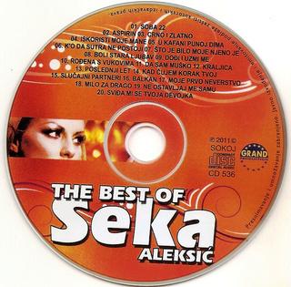 Seka Aleksic - Diskografija R-700214