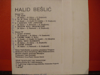 Halid Beslic - Diskografija R-703612
