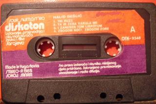 Halid Beslic - Diskografija R-703614