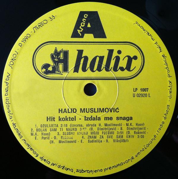 Halid Muslimovic - Diskografija R-704412