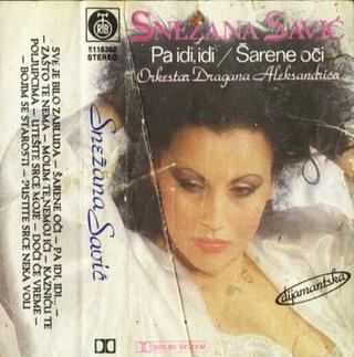 Snezana Savic - Diskografija R-707119