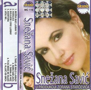Snezana Savic - Diskografija R-707125