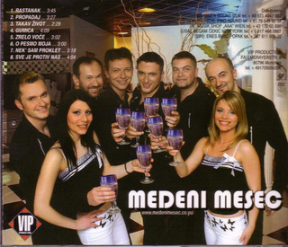 Medeni Mesec - Diskografija R-707410