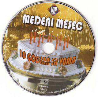 Medeni Mesec - Diskografija R-707413
