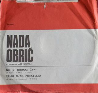 Nada Obric - Diskografija  R-707611