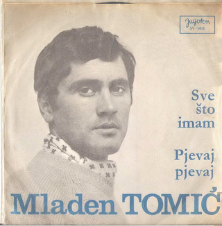 Mladen Tomic - Diskografija  R-708512
