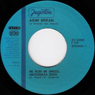 Asim Brkan - Diskografija 2 R-709012