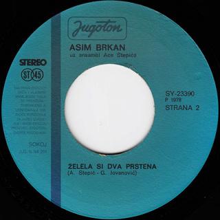 Asim Brkan - Diskografija 2 R-709013