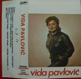 Vida Pavlovic - Diskografija 2 R-709916