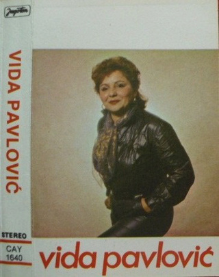Vida Pavlovic - Diskografija 2 R-709920