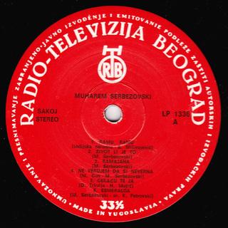 Muharem Serbezovski - Diskografija R-711919