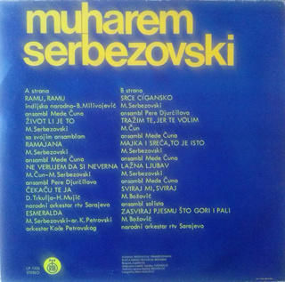 Muharem Serbezovski - Diskografija R-711920