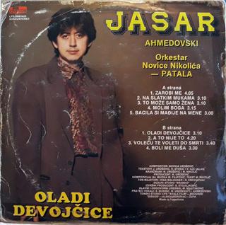 Jasar Ahmedovski - Diskografija R-718512