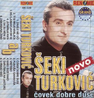Seki Turkovic - Diskografija R-720210