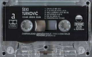Seki Turkovic - Diskografija R-720214