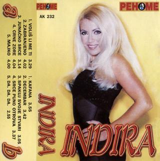 Indira Radic - Diskografija R-720510