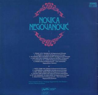 Novica Negovanovic - Diskografija R-722812