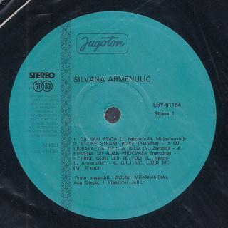Silvana Armenulic - Diskografija  - Page 2 R-723111