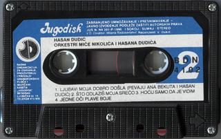 Hasan Dudic - Diskografija R-724020