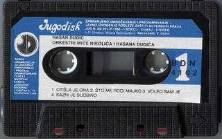 Hasan Dudic - Diskografija R-724022