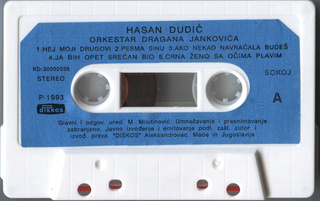 Hasan Dudic - Diskografija R-724025