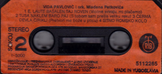 Vida Pavlovic - Diskografija 2 R-724610