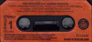 Vida Pavlovic - Diskografija 2 R-724611