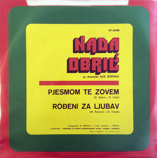 Nada Obric - Diskografija  R-726415