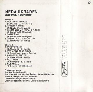 Neda Ukraden - Diskografija  - Page 2 R-730110