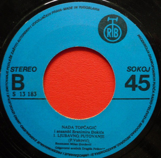 Nada Topcagic - Diskografija R-732510