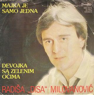 Radisa Disa Milovanovic - Diskografija  R-734510