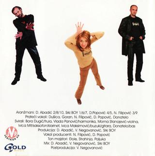 Medeni Mesec - Diskografija R-735015
