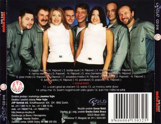 Medeni Mesec - Diskografija R-735016