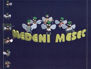 Medeni Mesec - Diskografija R-735121